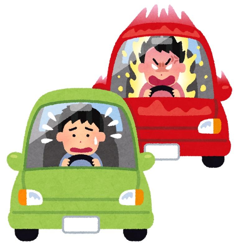 あおり運転等の自動車運転中に起因するトラブルの損害保障